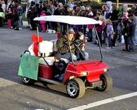 2012 Thomasville Christmas Parade