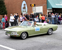 Grand Marshal Warren King
