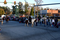2014 Thomasville Christmas parade